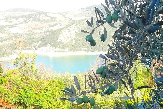 Lake Casoli Abruzzo