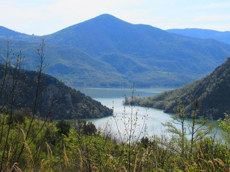 Lake Bomba Abruzzo