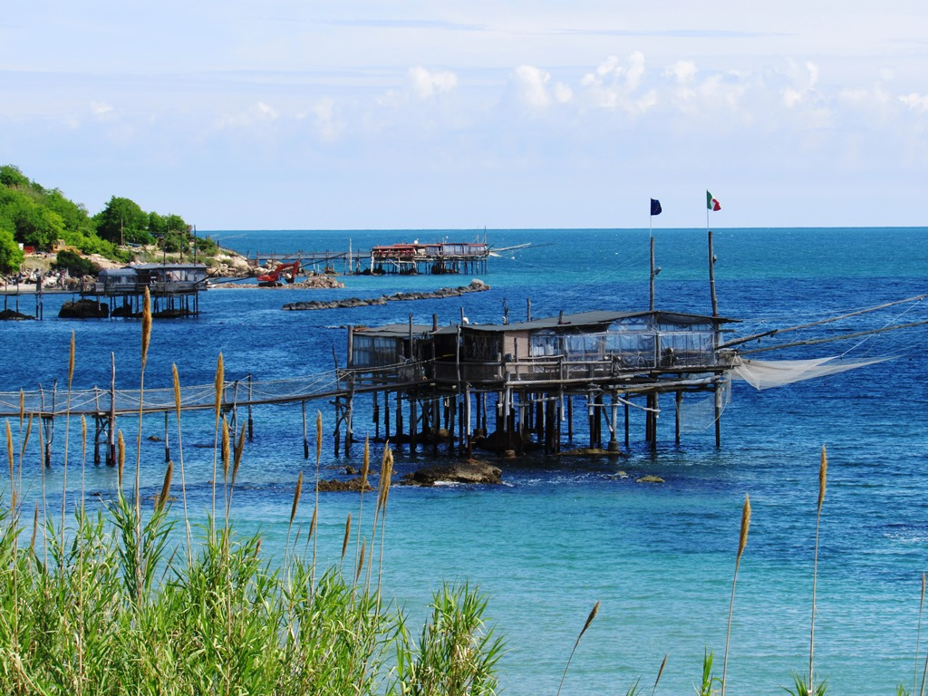 Rent Holiday Home on the Trabocco coast