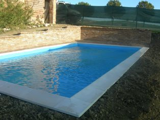 Swimming pools in Abruzzo
